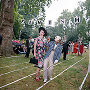 "Chaps - Retro socializing in London. 2009. The Chap Olympiad 2009. The Chap Olympiad is an annual event held in central London by the Chap magazine, it allows assorted retro socialisers a place to gather for a day. ""Atters"" the official Chap magazine mascot and Fleur de Guerre. ."