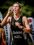 NELSON, NEW ZEALAND - MARCH 19: Tineli Tri Champs on March 18 2018 in Nelson, New Zealand. (Photo by: Evan Barnes Shuttersport Limited)