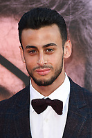 LONDON, UK. October 20, 2018: Fady Elsayed at the London Film Festival screening of &quot;A Private War&quot; at the Cineworld Leicester Square, London.<br /> Picture: Steve Vas/Featureflash