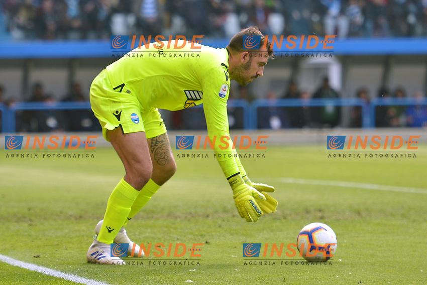 Federico Viviani of SPAL <br /> Ferrara 13-4-2019 Stadio Paolo Mazza Football Serie A 2018/2019 SPAL - Juventus <br /> Foto Andrea Staccioli / Insidefoto