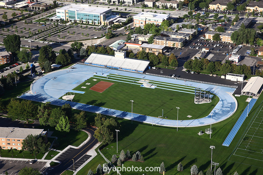 1309-22 4238<br /> <br /> 1309-22 BYU Campus Aerials<br /> <br /> Brigham Young University Campus, Provo, <br /> <br /> Clarence F. Robison Track and Field Complex, TRAK<br /> <br /> September 7, 2013<br /> <br /> Photo by Jaren Wilkey/BYU<br /> <br /> © BYU PHOTO 2013<br /> All Rights Reserved<br /> photo@byu.edu  (801)422-7322