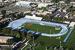 1309-22 4238<br /> <br /> 1309-22 BYU Campus Aerials<br /> <br /> Brigham Young University Campus, Provo, <br /> <br /> Clarence F. Robison Track and Field Complex, TRAK<br /> <br /> September 7, 2013<br /> <br /> Photo by Jaren Wilkey/BYU<br /> <br /> &copy; BYU PHOTO 2013<br /> All Rights Reserved<br /> photo@byu.edu  (801)422-7322