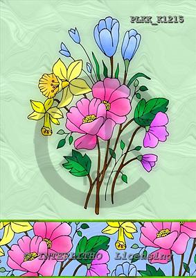 Kris, FLOWERS, paintings, PLKKK1215,#f#