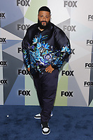 NEW YORK, NY - MAY 14: DJ Khaled at the 2018 Fox Network Upfront at Wollman Rink, Central Park on May 14, 2018 in New York City.  <br /> CAP/MPI/PAL<br /> &copy;PAL/MPI/Capital Pictures