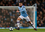 Nicolas Otamendi of Manchester City during the UEFA Champions League match against Shakhtar Donetsk at the Etihad Stadium, Manchester. Picture date: 26th November 2019. Picture credit should read: Darren Staples/Sportimage
