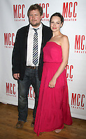 June 14 , 2012 Michael Chernus, Tammy Blanchard attends the MCC Theater's benefit reading of The Heart Of The Matter afterparty  at the Ramscale in New York City. &copy; RW/MediaPunch Inc. NORTEPHOTO.COM<br />