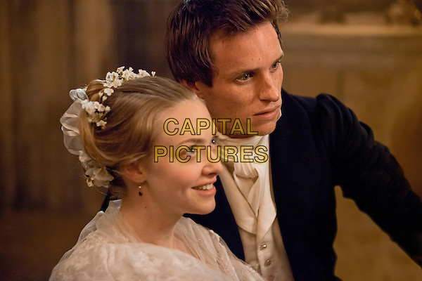 AMANDA SEYFRIED & EDDIE REDMAYNE.in Les Miserables (2012) .*Filmstill - Editorial Use Only*.CAP/FB.Supplied by Capital Pictures.