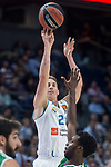 Real Madrid Jaycee Carroll during Turkish Airlines Euroleague match between Real Madrid and Unicaja at Wizink Center in Madrid, Spain. November 16, 2017. (ALTERPHOTOS/Borja B.Hojas)