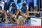 Zulfiya Gabidullina (KAZ), <br /> SEPTEMBER 8, 2016 - Swimming : <br /> Women's 100m Freestyle S3 Final<br /> at Olympic Aquatics Stadium<br /> during the Rio 2016 Paralympic Games in Rio de Janeiro, Brazil.<br /> (Photo by AFLO SPORT)