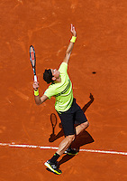 29-05-13, Tennis, France, Paris, Roland Garros,  Milos Raonic