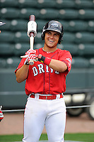 04.07.2015 - MiLB Greenville Drive Media Day