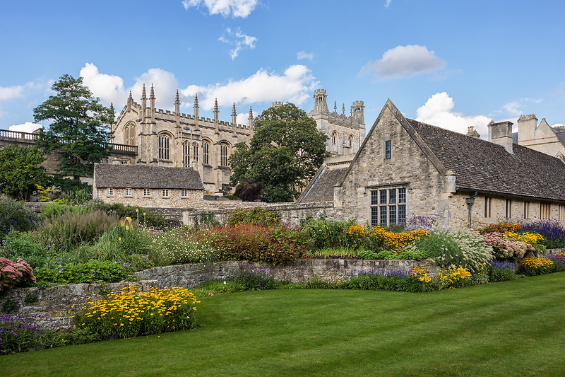 Christ Church, Oxford University<br />