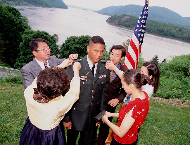 All these images were shot for the United States Military Academy's admissions catalog, between the years of 2004-05.