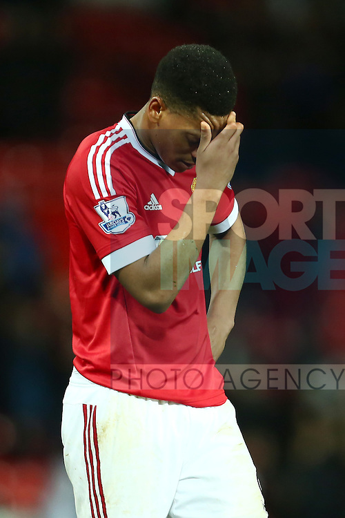 - Manchester United vs Norwich City - Barclays Premier League - Old Trafford - Manchester - 19/12/2015 Pic Philip Oldham/SportImage