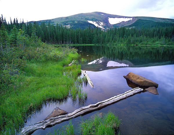 Rainbow Lake in Indian Peaks Wilderness, Boulder, Colorado. Private photo tours to Indian Peaks.