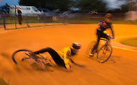 Cycle Speedway - Ipswich CSC Training - 12th May 2015