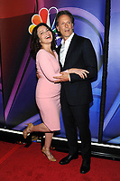 NEW YORK, NY - MAY 13: Fran Drescher and Steven Weber at the NBC 2019 Upfront Presentation at the Four Seasons Hotel in New York City on May 13, 2019. <br /> CAP/MPI/JP<br /> ©JP/MPI/Capital Pictures