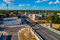 Mays Street is the gateway to the entertainment district in downtown Round Rock. Western legends claim a honest-to-goodness downtown Round Rock shootout involving local lawmen and the notorious Sam Bass in 1878.