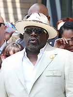 "HOLLYWOOD, CA - JULY 11: Cedric ""The Entertainer"", at Niecy Nash Honored With Star On The Hollywood Walk Of Fame in Hollywood, California on July 11, 2018. Credit: Faye Sadou/MediaPunch"
