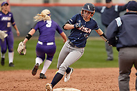 SAN ANTONIO, TX - FEBRUARY 10, 2018: The University of Texas at San Antonio Roadrunners defeat the Abilene Christian University Wildcats 4-2 at Roadrunner Field. (Photo by Jeff Huehn)