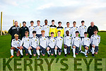 Launch of Kerry U15 Soccer squad at Mounthawk Park on Monday