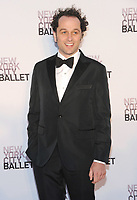 NEW YORK, NY - SEPTEMBER 28: Matthew Rhys attends the New York City Ballet's 2017 Fall Fashion gala at David H. Koch Theater at Lincoln Center on September 28, 2017 in New York City.  Photo Credit: John Palmer/MediaPunch