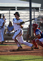 Adam Hackenberg plays with the Canes Baseball in the Wilson Premier Classic at the Seattle Mariners complex on September 22-25, 2017 in Peoria, Arizona (Bill Mitchell)