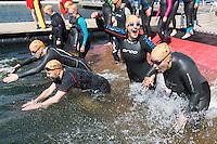 Great Newham London Swim 2016