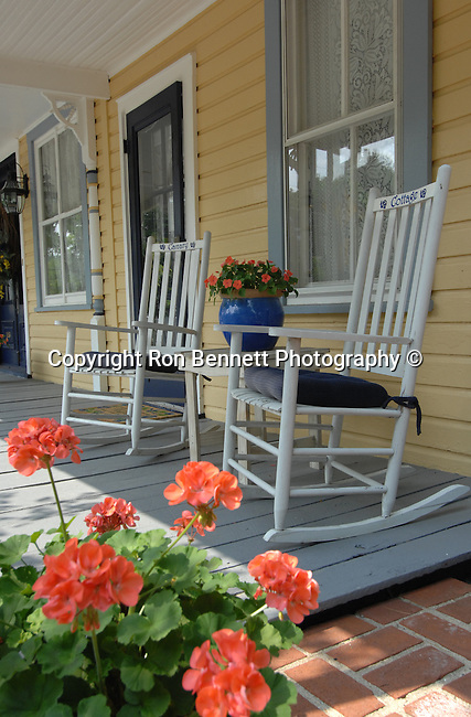 Rocking chairs on porch  Commonwealth of Virginia, Fine Art Photography by Ron Bennett, Fine Art, Fine Art photography, Art Photography, Copyright RonBennettPhotography.com ©