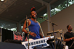 The Robert Glasper Experiment at SummerStage Marcus Garvey Park, NY 8/7/12