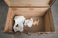 &copy;2012 Jon Crispin<br /> Willard Suitcases Project<br /> Floyd C