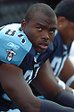 BEN TROUPE, of the Tennessee Titans , in action during the Titans games against the Tampa Bay Buccaneers , in Tampa Bay, FL on October 14, 2007.  ..The Buccaneers won the game 13-10...COPYRIGHT / SPORTPICS..........