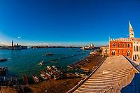 Venice Lagoon, Venice, Italy.