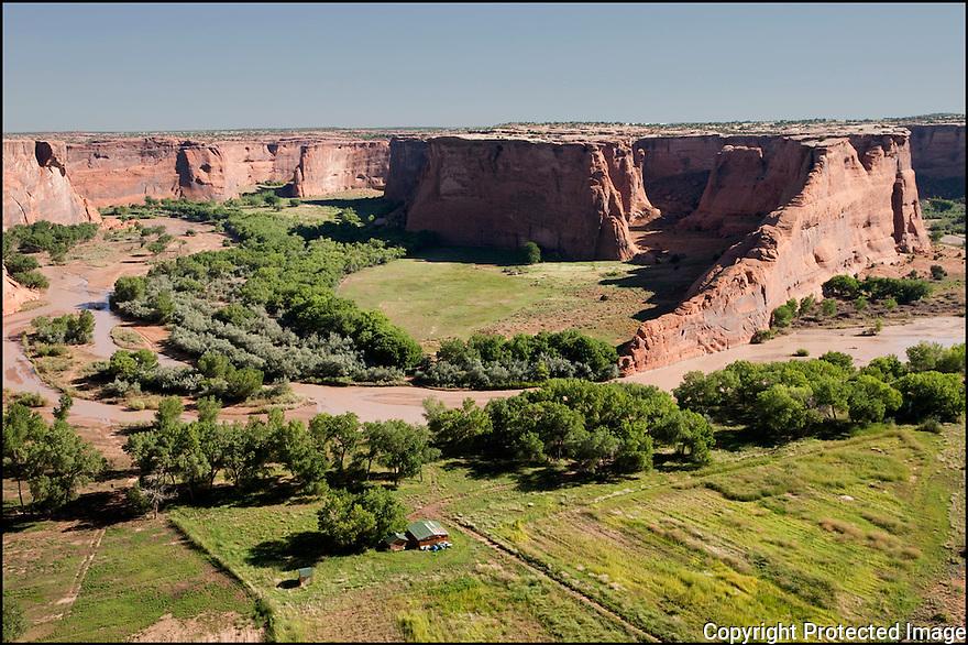 Arizona-Route 66<br /> Canyon de Chelly