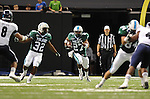 Tulane falls to Rice, 49-47, in the Mercedes-Benz Superdome.