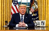 Donald Trump Address on the Coronavirus Response
