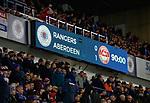 05.12.2018 Rangers v Aberdeen: Full time score