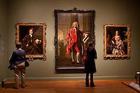 Museum of Fine Arts, Boston, MA J.S.Copley room
