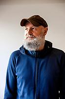 Erlend Loe (born 24 May 1969 in Trondheim) is a Norwegian novelist, screenwriter and film critic. Loe writes both children's and adult literature. Milano 24 febbraio 2019. © Leonardo Cendamo