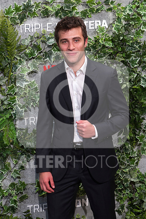 Pol Monen attends the photocall for 'Triple Frontier' at Callao Cinema on March 06, 2019 in Madrid, Spain. (ALTERPHOTOS/Alconada)