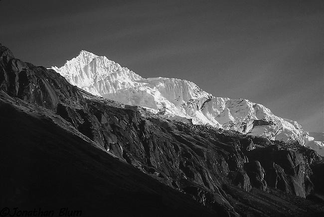 Mountain Layers, Peru