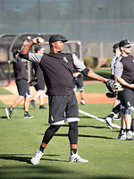 Eloy Jimenez - Chicago White Sox 2018 spring training (Bill Mitchell)