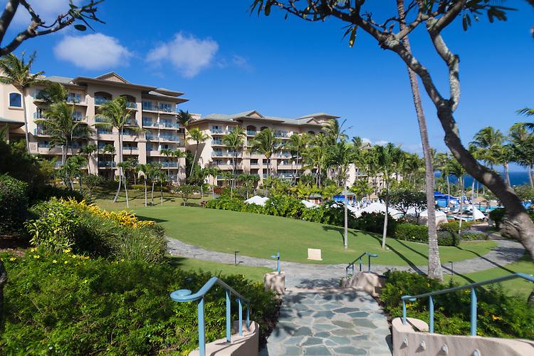 The Ritz Carlton Kapalua Resort, Maui, Hawaii, USA