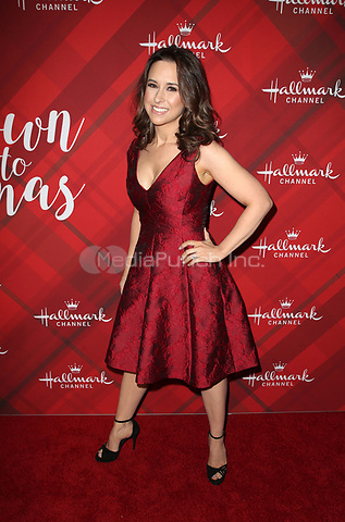 LOS ANGELES, CA - DECEMBER 4: Lacey Chabert, at Screening Of Hallmark Channel's 'Christmas At Holly Lodge' at The Grove in Los Angeles, California on December 4, 2017. Credit: Faye Sadou/MediaPunch