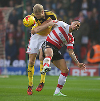 Doncaster Rovers v Sheffield United 15.11.14