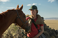 Lean on Pete (2017)<br /> Charlie Plummer  <br /> *Filmstill - Editorial Use Only*<br /> CAP/MFS<br /> Image supplied by Capital Pictures