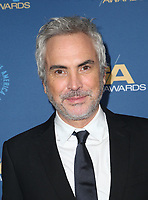 LOS ANGELES, CA - FEBRUARY 2: Alfonso Cuaron at the 71st Annual DGA Awards at the Hollywood &amp; Highland Center's Ray Dolby Ballroom  in Los Angeles, California on February 2, 2019. <br /> CAP/MPIFS<br /> &copy;MPIFS/Capital Pictures