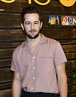 """WEST HOLLYWOOD - AUGUST 10: Michael Angarano attends the Red Carpet Panel and Discussion for NBC's """"THIS IS US"""" Pancakes With The Pearsons at 1 Hotel on August 10, 2019 in West Hollywood, CA. CR: Frank Micelotta/20th Century Fox Television/PictureGroup"""
