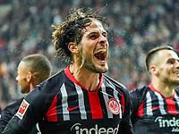 18.10.2019: Eintracht Frankfurt vs. Bayer 04 Leverkusen