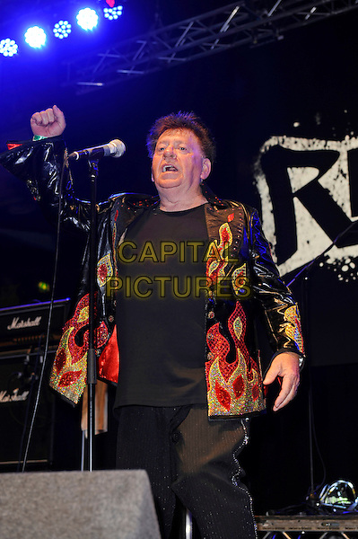 BLACKPOOL, ENGLAND - AUGUST 6: John Rossall performing at Rebellion Festival, Empress Ballroom, Winter Gardens on August 6, 2016 in Blackpool, England.<br /> CAP/MAR<br /> &copy;MAR/Capital Pictures